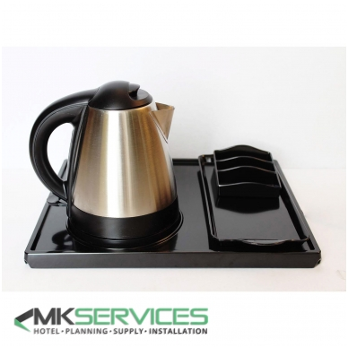 Teapot with a tray HIEX