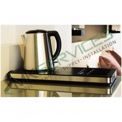 Teapot with a tray Leonardo