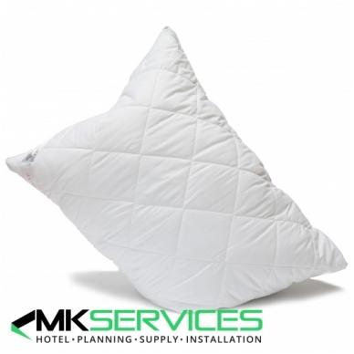Balta pagalvė 50x70cm