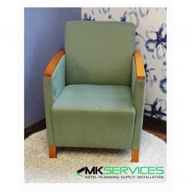 Dėvėtas fotelis MINT