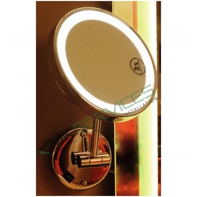 Kosmetinis vonios veidrodėlis (x3)