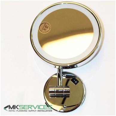 Cosmetic mirror (x3)