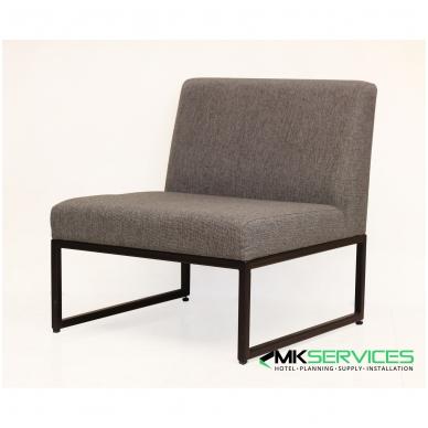 Modernaus dizaino fotelis Easy Chair
