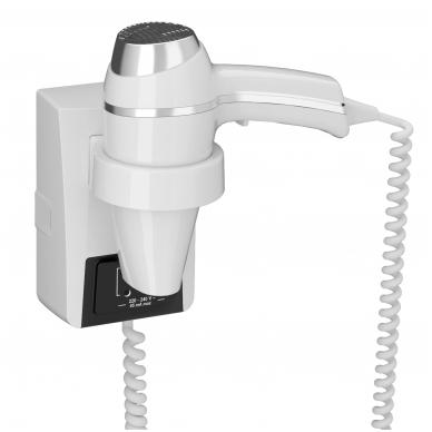 Hair dryer Clipper II White JVD