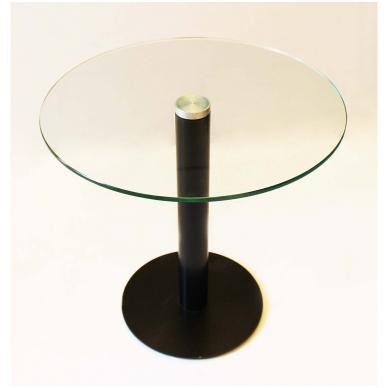 Stiklinis staliukas