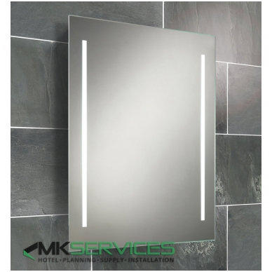 Vonios veidrodis 700x1000 mm
